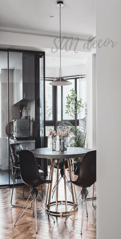 Thiết kế thi công phong cách Bắc Âu - Scandinavian SAN Decor