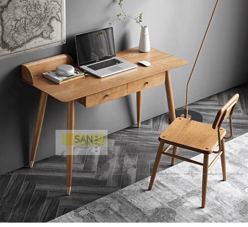 Nội thất bàn ghế gỗ tự nhiên đẹp