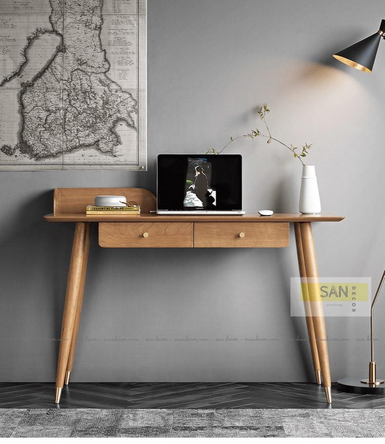Nội thất bàn gỗ tự nhiên đẹp