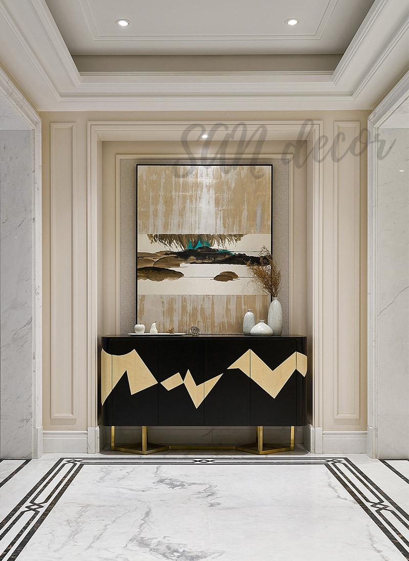Thiết kế thi công biệt thự phong cách Pháp 206m2 SAN Decor